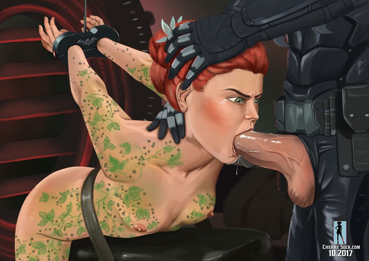 Poison Ivy no cum