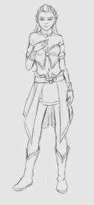 Elf sketches